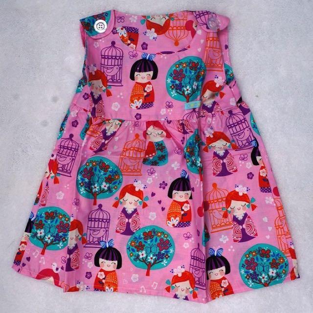 Japannese Girl Pink - 2thn