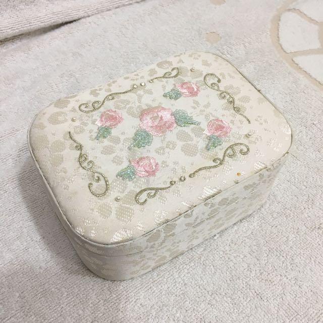 #你喜歡我送你~JILLSTUART珠寶盒/首飾盒