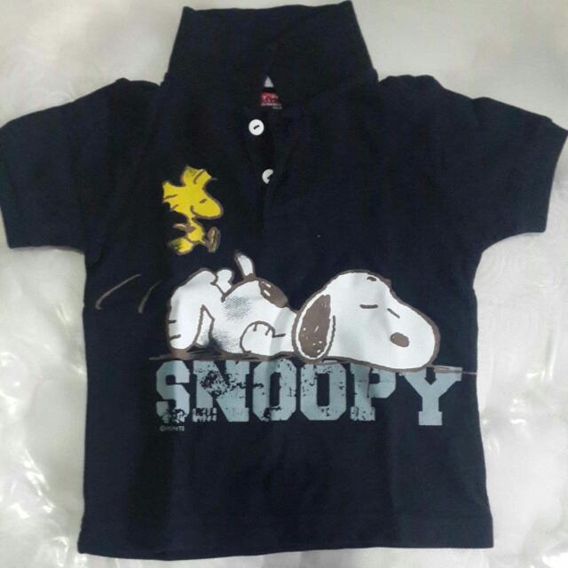 Kaos Snoopy Baby 1 y