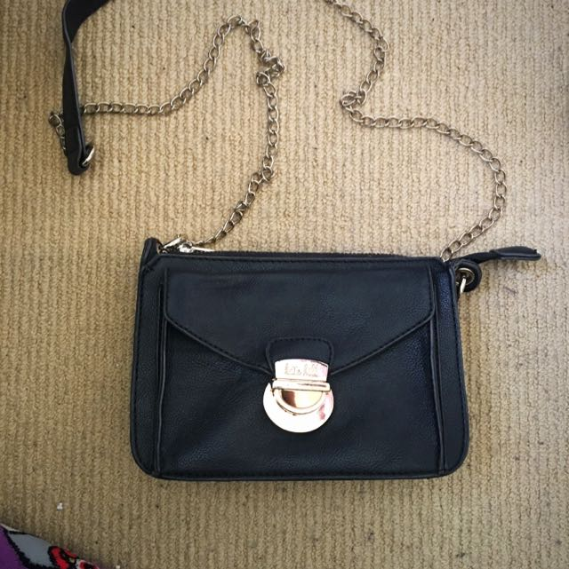 Kate Hill Shoulder Side Bag