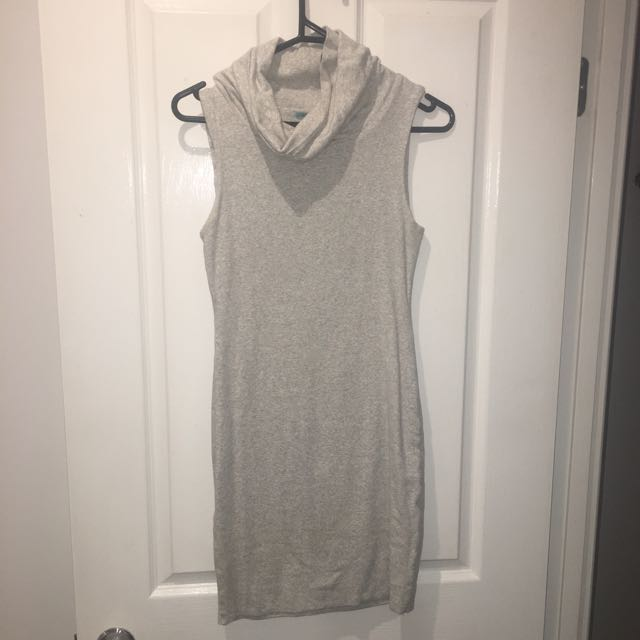 Kookai Turtle Neck Dress