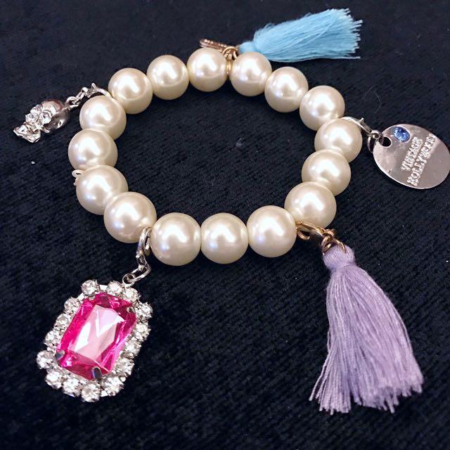 Korean Brand Pearl Bracelet