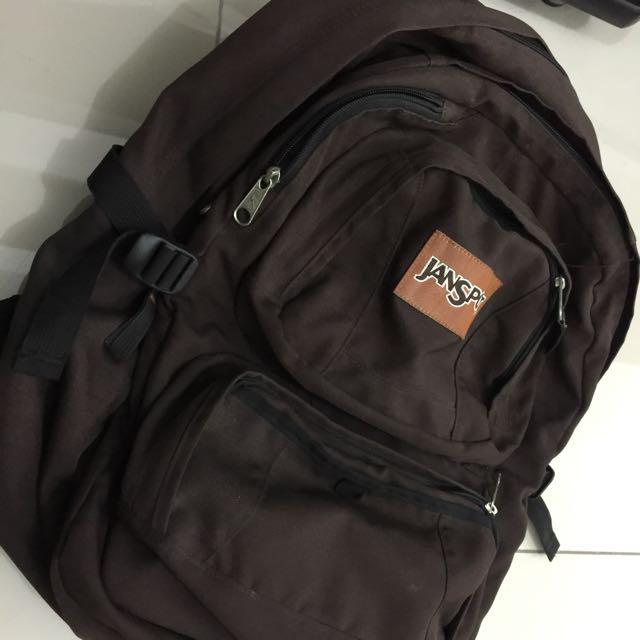 Large Original Jansport Travel bag