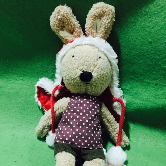 Le sucre 紅帽 法國兔