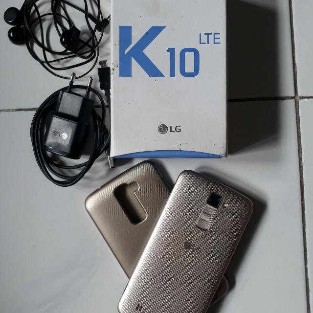 LG K10 Like New