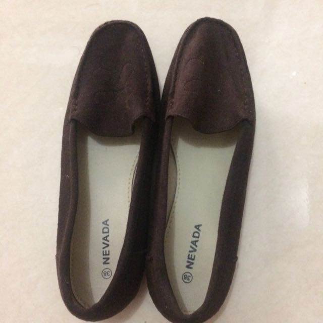 Loafer Suade