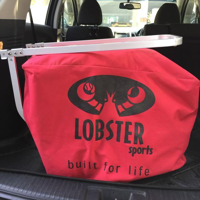 Lobster Elite 1 Tennis Ball Machine Sports Sports Games Equipment On Carousell