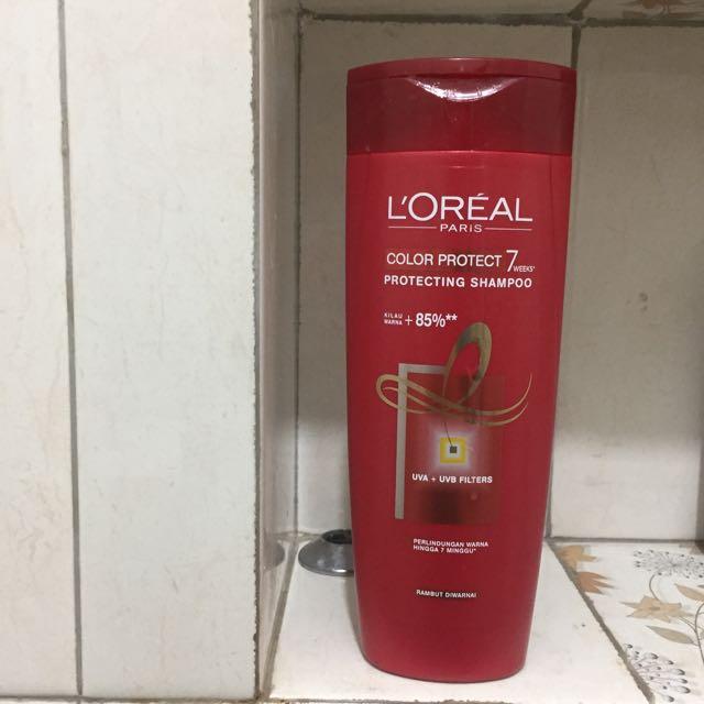 Loreal Color Protection Shampoo