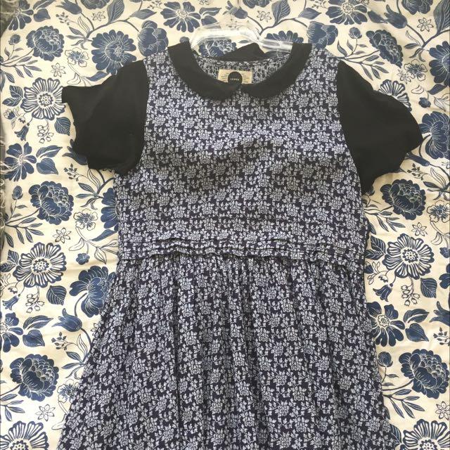 Lower brand tshirt dress