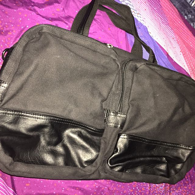 Marithe Francois Girbaud Unisex Shoulder Bag