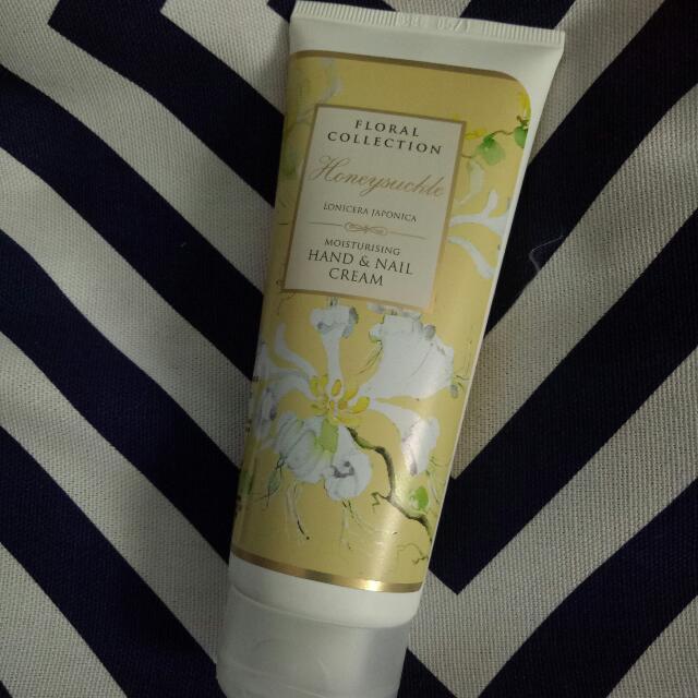 Mark N Spencer Honeysuckle Hand N Nail Cream