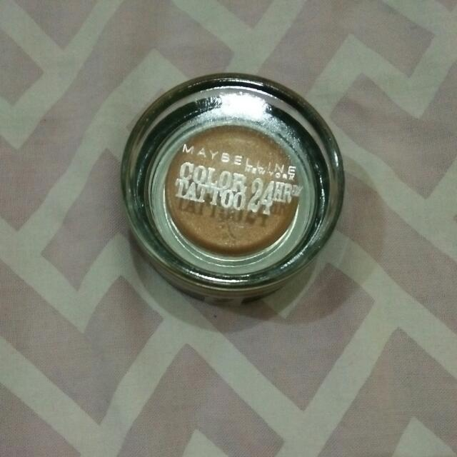 Maybelline Color Tattoo 24hr Bad To The Bronze