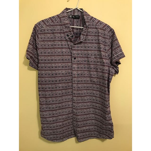 Men's Shirt (Size L)