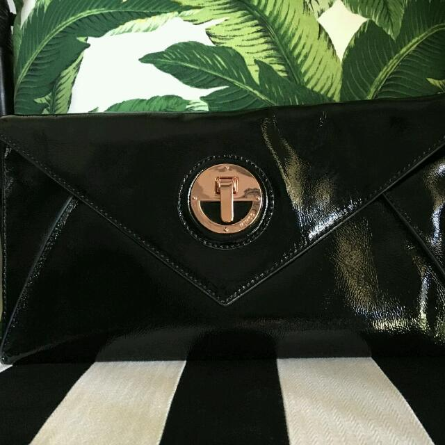 Mimco Envelope Clutch