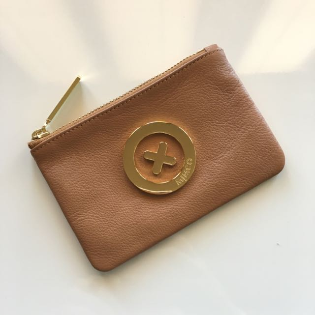 Mimco Supernatural Small Pouch - Tan