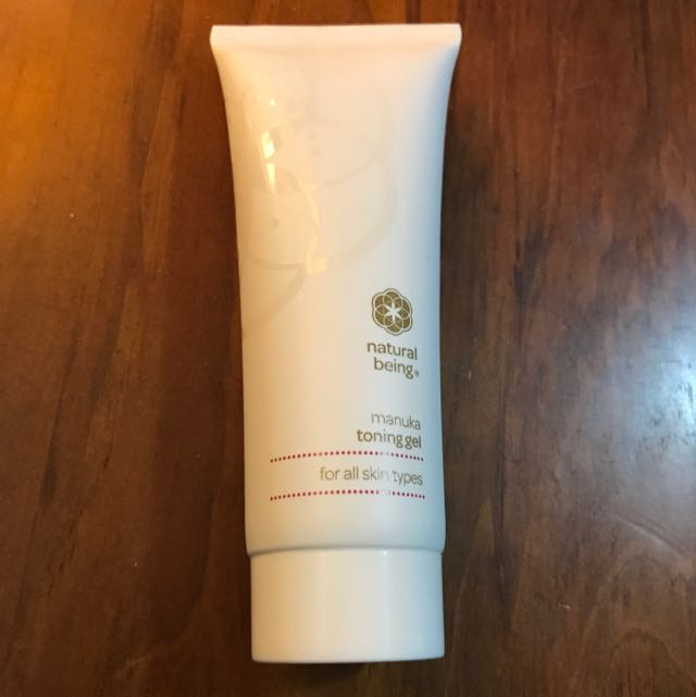 Organic Natural Being Toning Gel