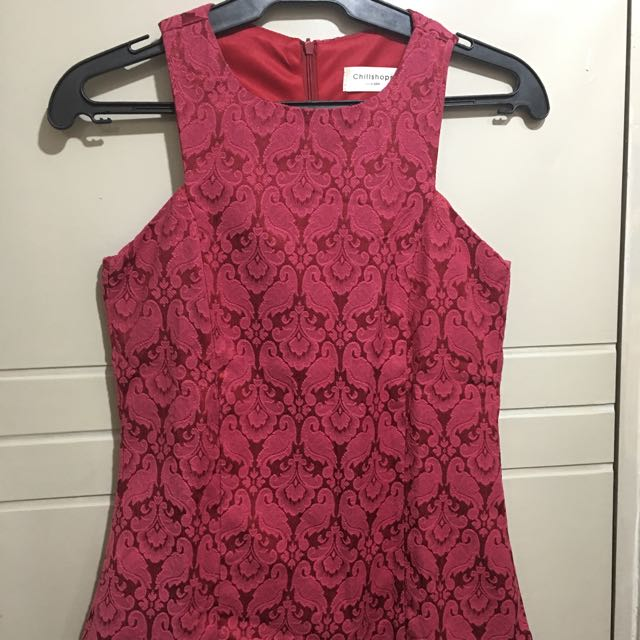 REPRICED! New Sleeveless Lace Top