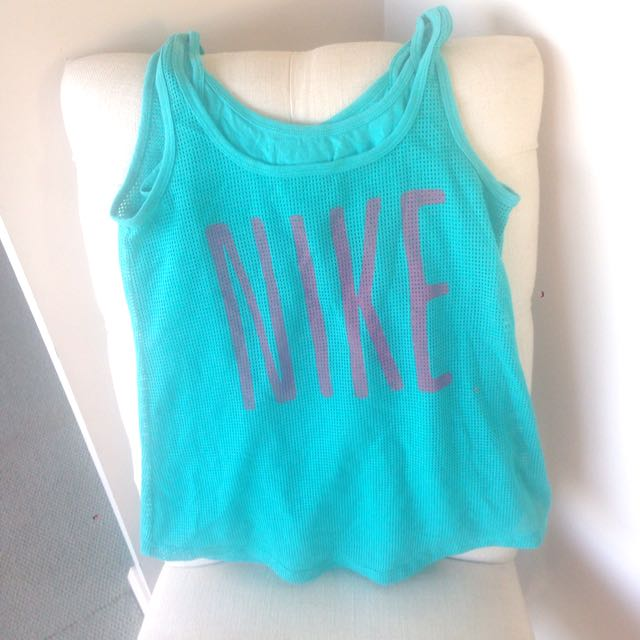 Nike Sz M Workout Singlet