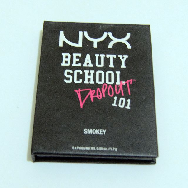 NYX Beauty School Dropout 101 SMOKEY