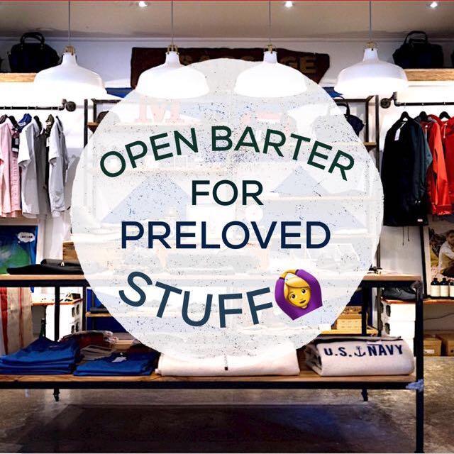 Open Barter:)