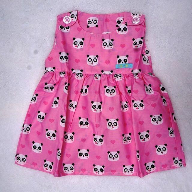 Panda Dress - 1th