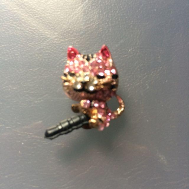 Phone Audio Cat accessory