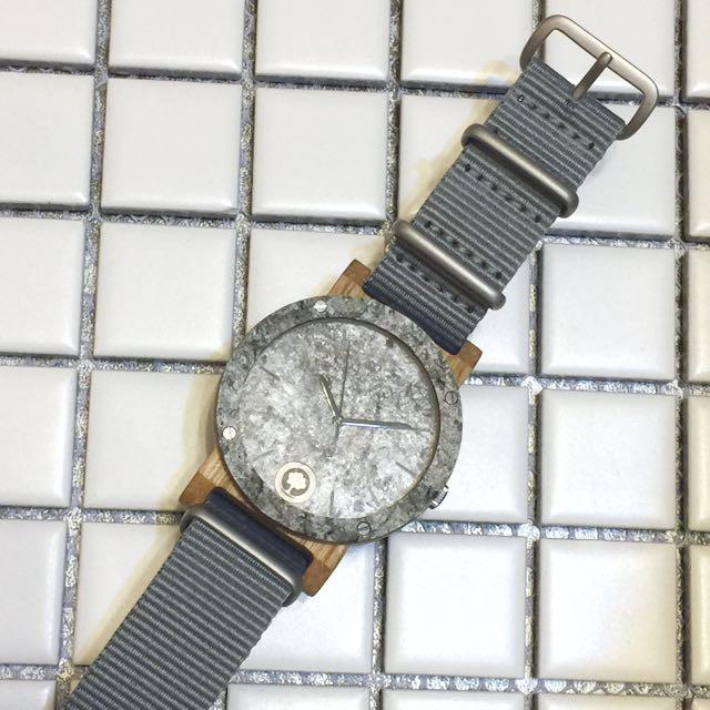 Plantwear歐洲手工原木手錶