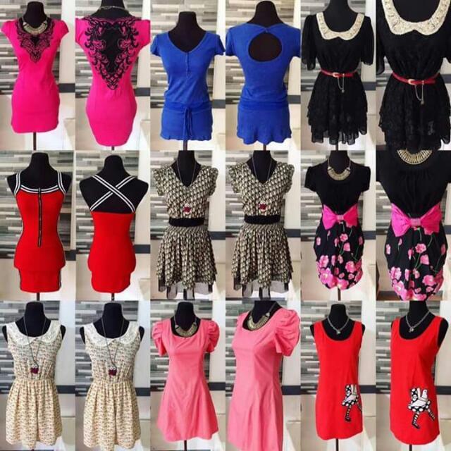 PREPACK DRESSES