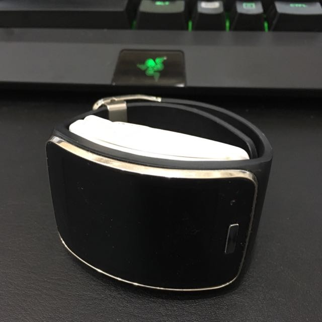 Samsung Gear S 黑色