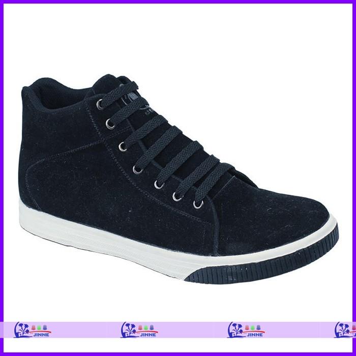 SEPATU KETS COWO HITAM RZRTF 109 sepatu kulit SNEAKER PRIA SEPATU PRIA KET SEPATU SENDAL, Community on Carousell