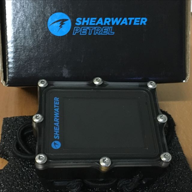 Shearwater Petrel Dive Computer