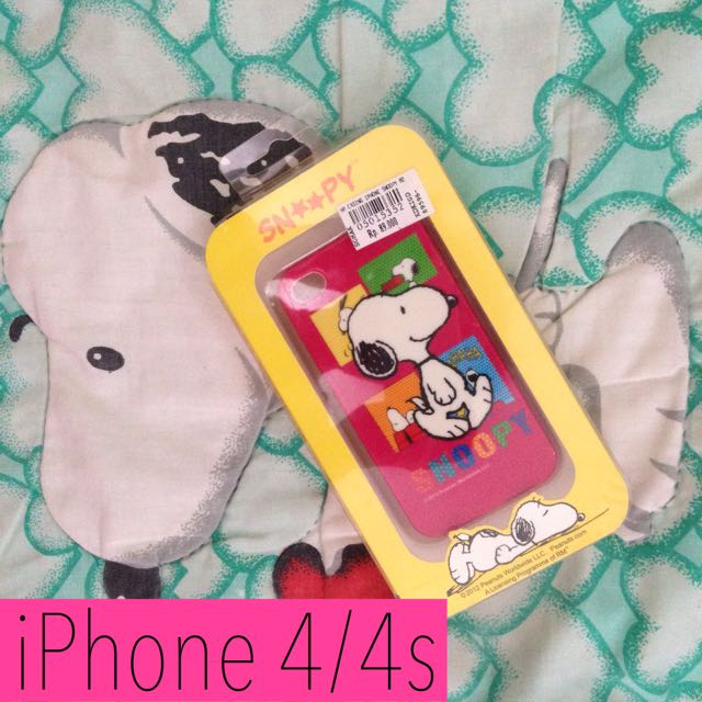 SNOOPY iPhone4 / iPhone4s Case
