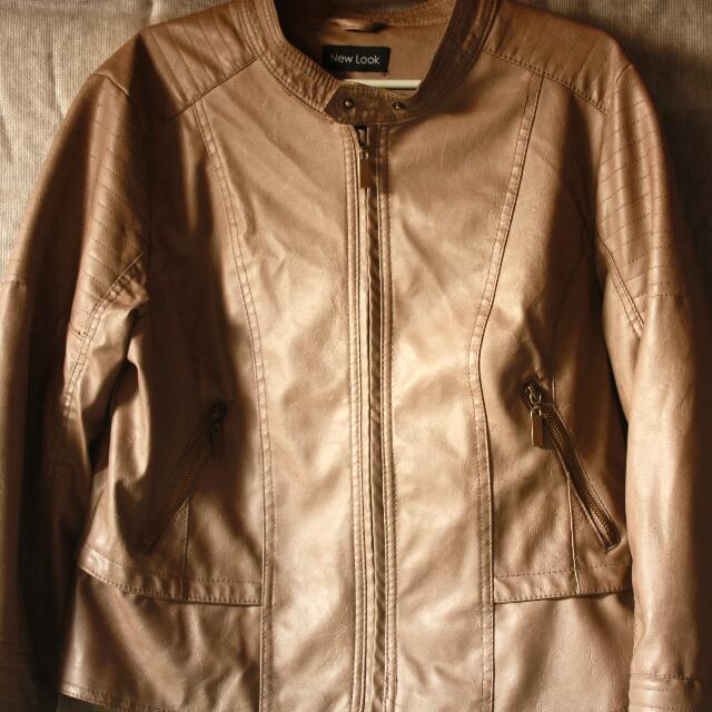 Soft leather Jacket (unisex)