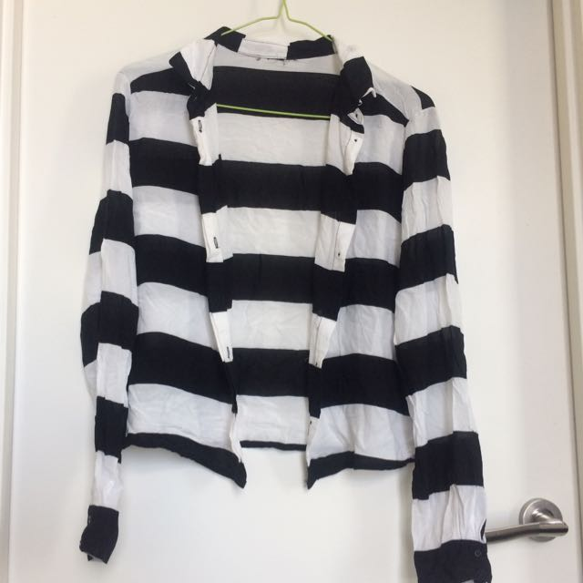 Stripped Summer Top