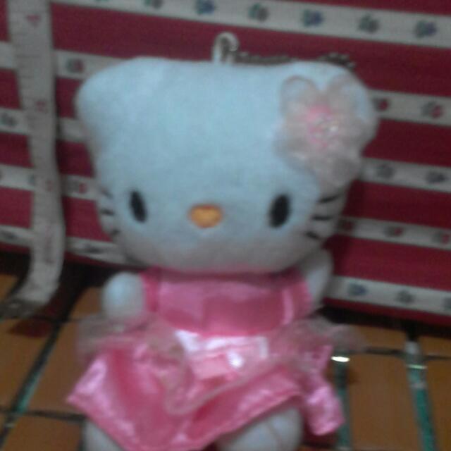 Stuffed Toy Chain Kitty