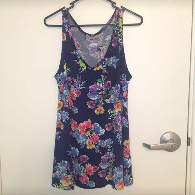 Super Beach Mini Dress