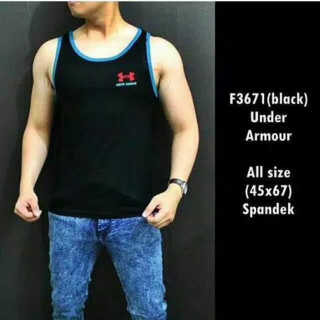 Tangtop Pria Gym All Size Terlaris