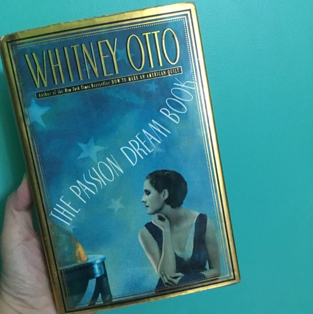 The Passion Dreambook by Whitney Otto