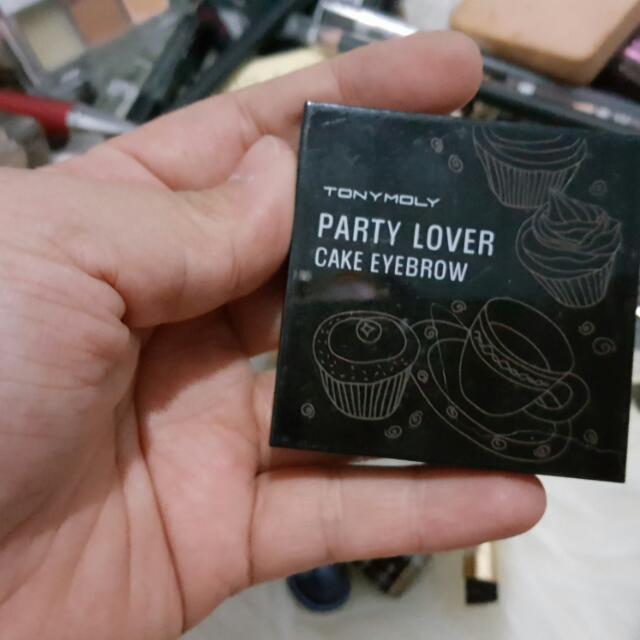 Tony Moly - Party Lover Cake Eyebrow - ORIGINAL