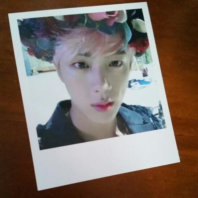 (Trade Only) WINGS Jin Photocard