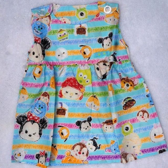 Tsum Tsum Dress -1th