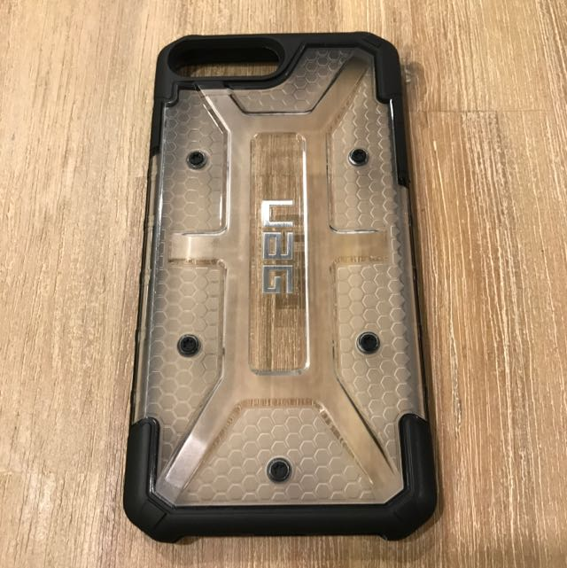new concept 06872 e63a3 UAG Plasma Ice Case IPhone 7 Plus