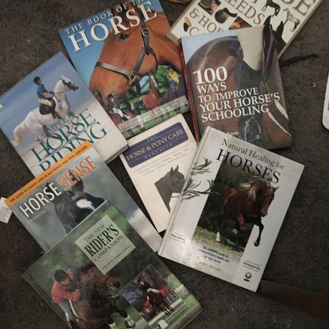 UNDER $10 horse Books