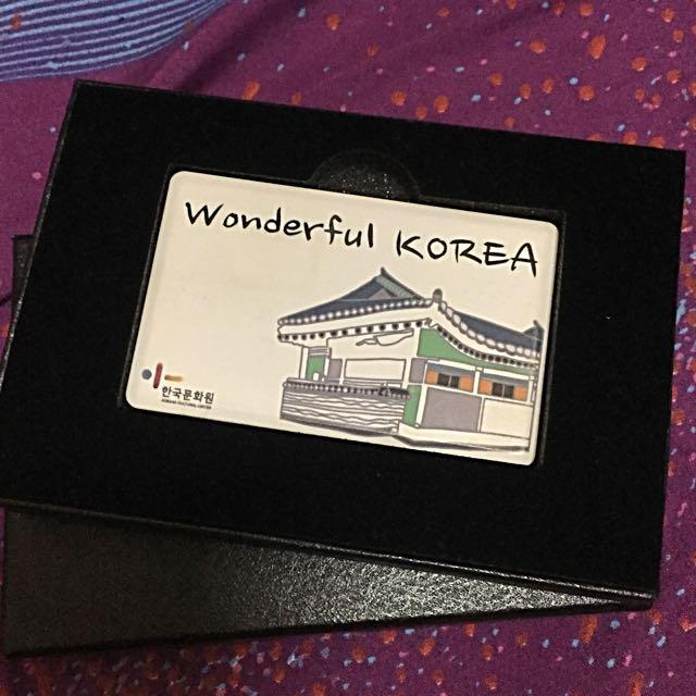Unique USB 8Gig From Korea