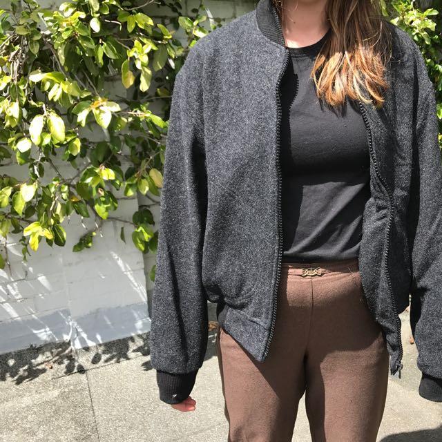 Vintage 100% Wool Jacket