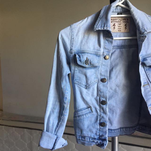 Vintage Dangerfield Denim Jacket