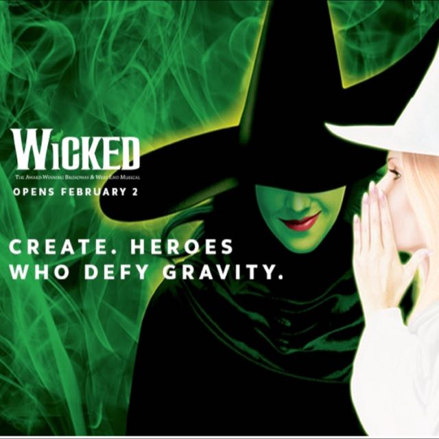 WICKED Tickets for any date