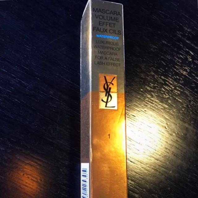 Price Dropped! Brand New YSL Mascara