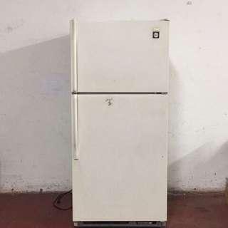 惠而浦 whirlpool 冰箱 513L  八成新 原裝美國製 功能正常 只要1800元
