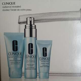 Clinique Radiance Revealed Gift Set
